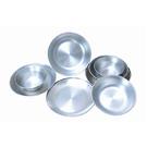 [Snowline] ST 304 不鏽鋼碗盤組 - 4件各二 (SN75UCW004)
