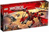 樂高LEGO NINJAGO 火焰巨龍 70653 TOYeGO 玩具e哥