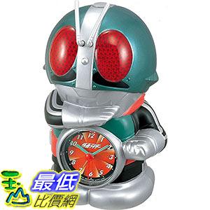 [106東京直購] Rhythm Clock 4SE502RH05 時鐘 鬧鐘 假面騎士 Alarm clock