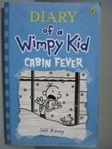 【書寶二手書T1/原文小說_NOD】Cabin Fever_Jeff Kinney