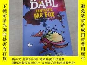 二手書博民逛書店roald罕見dahl fantastic Mr foxY290224 quentin blake 出版2