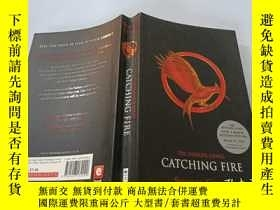 二手書博民逛書店The罕見Hunger Games: Catching Fire 饑餓遊戲:生火Y200392