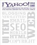 二手書 The Yahoo! Style Guide: the Ultimate Sourcebook for Writing, Editing, and Creating Content f R2Y 9780312569846
