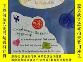 二手書博民逛書店me罕見and my fiends The book of us 兒童讀物 英文版Y42402