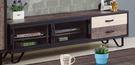 【森可家居】馬汀6尺工業鐵網長櫃 7JF...