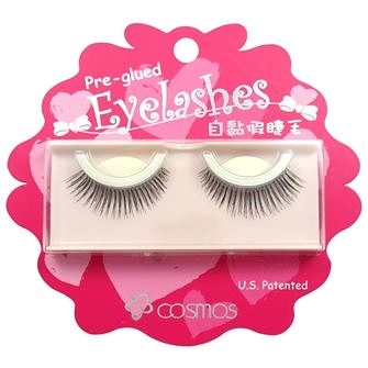 COSMOS自黏假睫毛 *SW-005(1對入)* 大眼娃娃假睫毛專賣店 近千種假睫毛品牌及款式