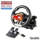 Serafim R1+ 賽車方向盤+踏板