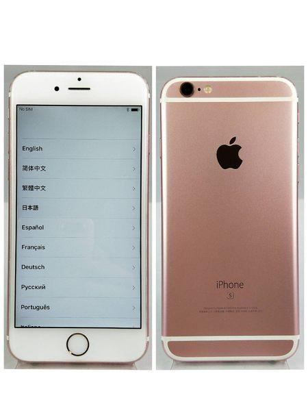 ☆胖達3C☆APPLE IPHONE 6S IP6S 16G A1688 玫瑰金 80%新 贈保貼+保護套 #9
