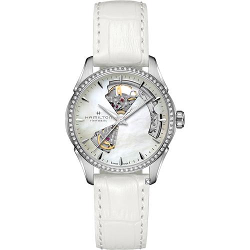 HAMILTON漢米爾頓爵士系列 OPEN HEART LADY機械錶 H32205890