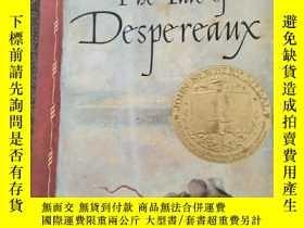 二手書博民逛書店The罕見Tale of Despereaux(毛邊本)品好如圖