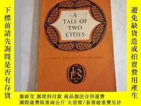 二手書博民逛書店A罕見TALE OF TWO CITIES (內有筆記劃線)Y9