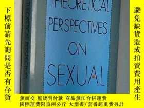 二手書博民逛書店Theoretical罕見Perspectives On Sexual DifferenceY256260 不