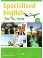 二手書博民逛書店《Specialized English for Tourism(16K+1MP3)》 R2Y ISBN:9789861846613