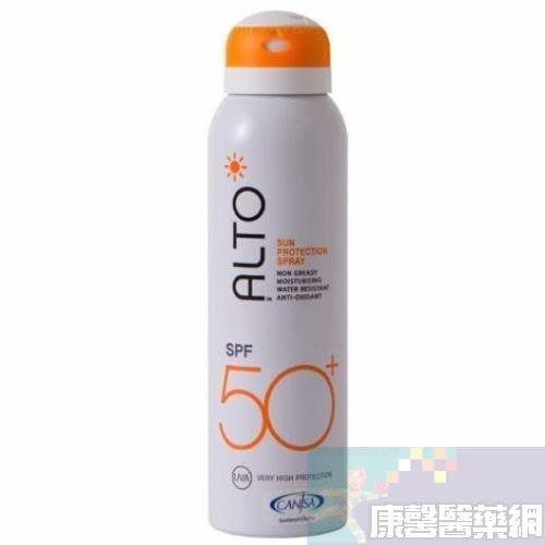 ALTO艾多曬全效防曬噴霧SPF50+ (大橘150ml)~艾多曬32Gi系列相關