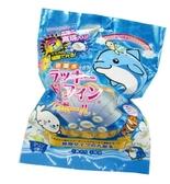 日本NOL-海豚泡澡球/入浴球1入 85元