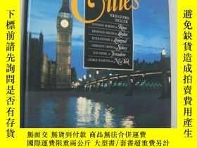 二手書博民逛書店CITIES罕見(Include Rome,London,Len
