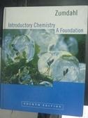 【書寶 書T3 /大學理工醫_XGI 】Introductory Chemistry A Foundation4 e