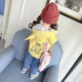 外套 童裝女童外套春秋2018新款韓版女寶寶秋季兒童洋氣公主薄款風衣潮 聖誕交換禮物