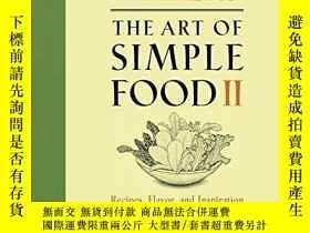 二手書博民逛書店The罕見Art Of Simple Food IiY256260 Alice Waters Clarkson