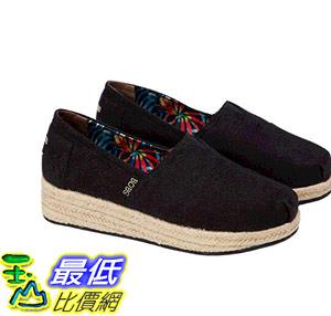 [COSCO代購] W1166807 Skechers 女帆布厚底楔形休閒鞋 #Bobs系列