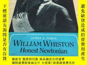 二手書博民逛書店WILLIAM罕見WHISTON HONEST NEWTONIA