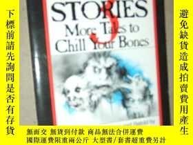 二手書博民逛書店Scary罕見Stories: More Tales to Ch