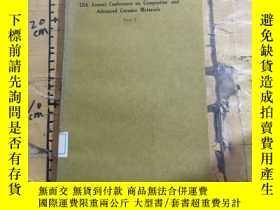 二手書博民逛書店Proceedings罕見of the 12th Annual Conference on Composites