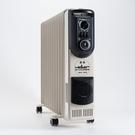 德國HELLER嘉儀 10片 定時葉片式電暖器 KE-210TF