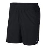"NIKE服飾系列-Challenger 男款黑色 7"" 內裡跑步短褲-NO.AJ7688010"