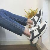 2018春季新款男鞋韓版潮流運動休閒鞋男士百搭小白鞋學生板鞋潮鞋  韓風物語