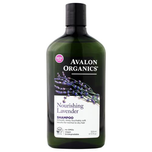 新包裝 - 美國 Avalon Organics薰衣草滋潤精油洗髮精 11oz