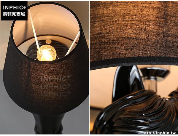 INPHIC- 現代北歐馬頭燈個性創意客廳餐廳書房臥室過道動物壁燈-A款_S197C