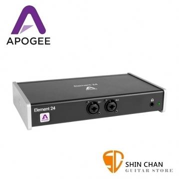Apogee Element 24 頂級數位錄音介面 美國製 原廠公司貨 一年保固 for Mac