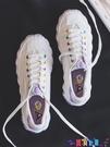帆布鞋 春季帆布鞋女2021年新款韓版百搭學生板鞋爆款小白鞋子 618狂歡