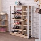 鞋櫃 鞋架 收納【收納屋】米勒開放式大鞋架& DIY組合傢俱