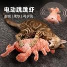 逗貓貓咪玩具球自嗨寵物狗狗小貓自動解悶神器啃咬磨牙電動仿真魚 夢幻小鎮
