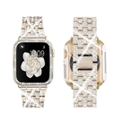 Supoix 錶帶 42mm ewelry Bling Diamond 適用 Apple Watch Series 5/4/3/2/1 多色 [9美國直購]