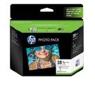 Q8893AA HP NO.28 Photo Pack Glossy 4x6.5 AP 25 Sht 彩色墨水匣(送相片紙) 適用 DJ3320/3325/3420/3535/3550/3650