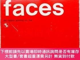二手書博民逛書店Type罕見Faces dai nippon printing co., ltd. <歐文活字見本帖 1967年