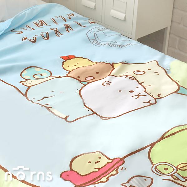 【角落生物四季被 雙人5×6尺】Norns 正版授權 棉被寢具 涼被 恐龍媽媽