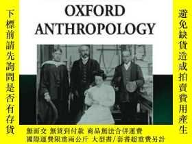 二手書博民逛書店A罕見History Of Oxford Anthropology (methodology And Histor