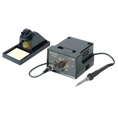 Pro sKit 寶工 SS-206E 防靜電溫控焊台