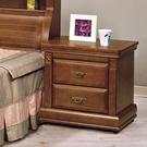 床頭櫃【時尚屋】[UZ6]賽德克2尺正樟實木床頭櫃UZ6-22-5免運費/免組裝/櫥櫃