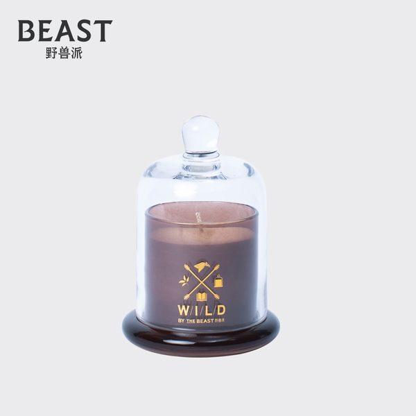 THE BEAST/野獸派 幸運鍾罩蠟杯香薰蠟燭 家居飾品香氛 禮物禮品