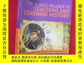 二手書博民逛書店The罕見Guided Reader to Teaching a