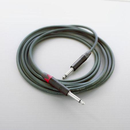 美國 Evidence Audio Reveal 15ft 樂器 專用導線 雙直頭 直對L 4.57公尺 總代理公司貨