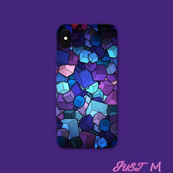 iphone11pro手機殼xsmax適用于蘋果7plus紫色xr12防摔8pJUST M
