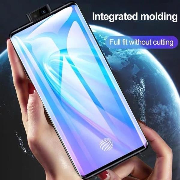 OPPO Reno 3 Pro 4 Pro 4G 5G / Find X X2 9D曲面全屏覆蓋鋼化玻璃屏幕保護膜手機貼
