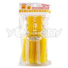 黃色小鴨 組合式奶瓶刷專用刷頭2入 /海綿奶瓶刷頭.替換刷頭(台灣製) PiYO PiYO