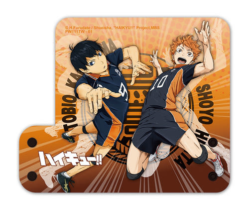 排球少年-毛巾護腕(1)